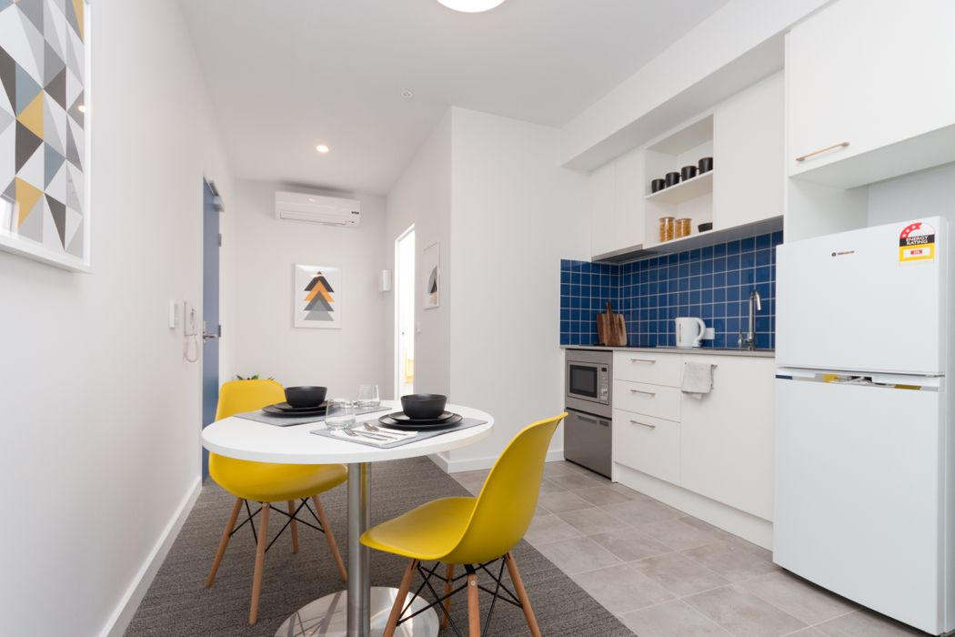 Student accommodation photo for dwell East End Adelaide in Central Adelaide, Adelaide