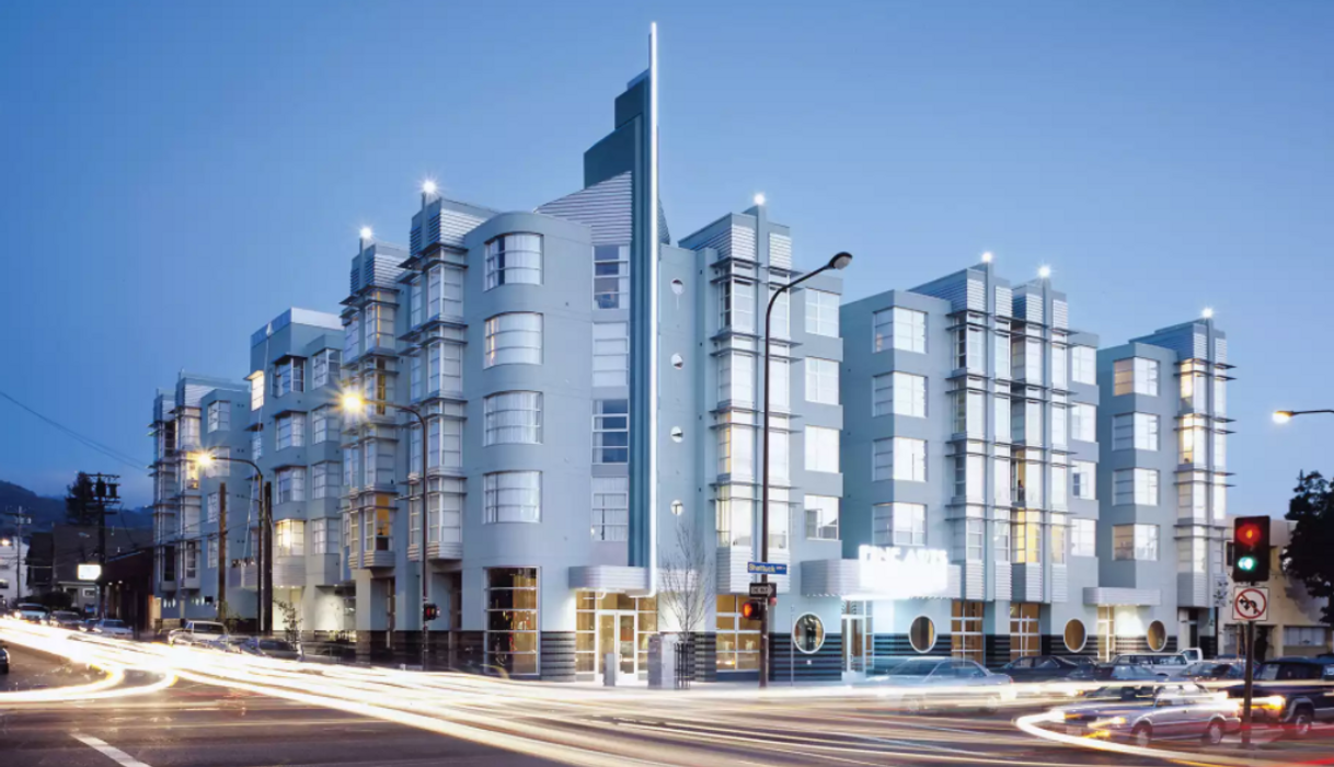 Student accommodation photo for Fine Arts Apartments in Downtown Berkeley, Berkeley