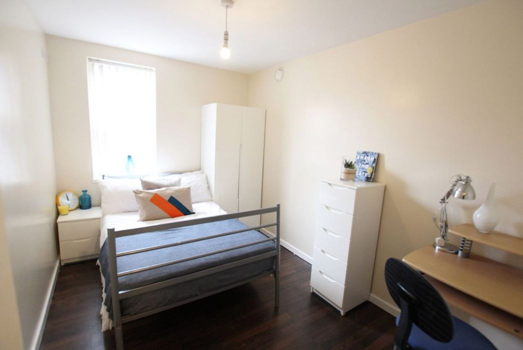Student accommodation photo for Burleigh Street in Rusholme, Manchester