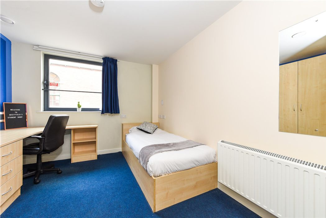 Student accommodation photo for Sheffield 3 in Sheffield City Centre, Sheffield