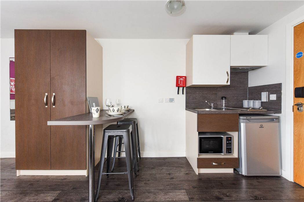 Student accommodation photo for Cornerhouse in Sheffield City Centre, Sheffield