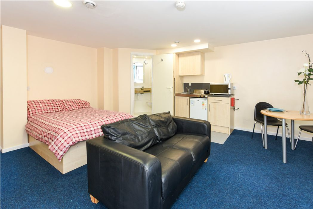Student accommodation photo for Trinity Square in Nottingham City Centre, Nottingham