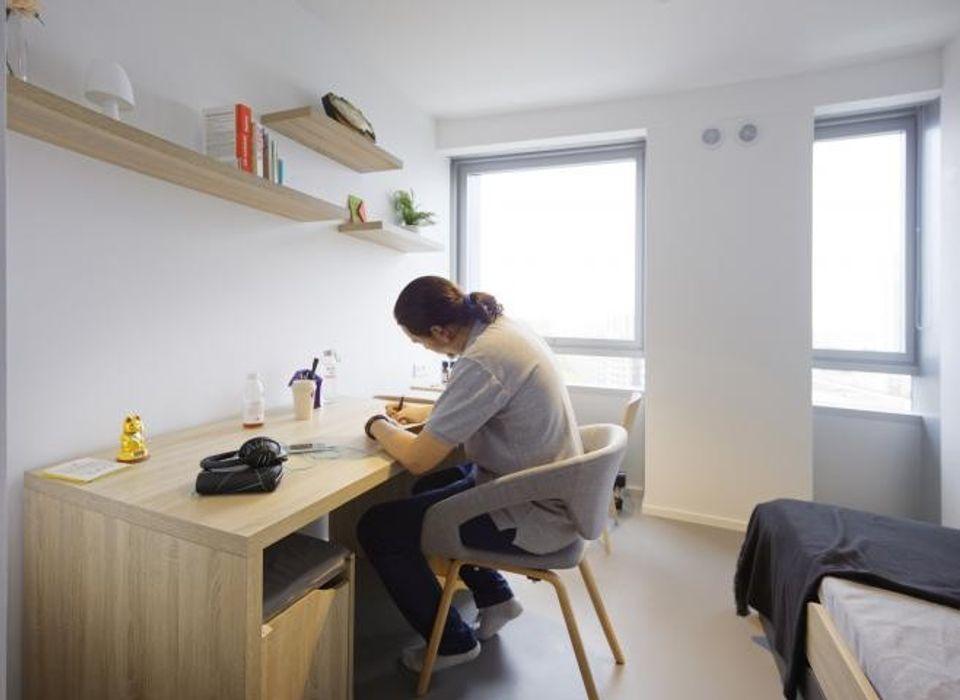 Student accommodation photo for Campuséa Rose de Cherbourg in Puteaux, Paris