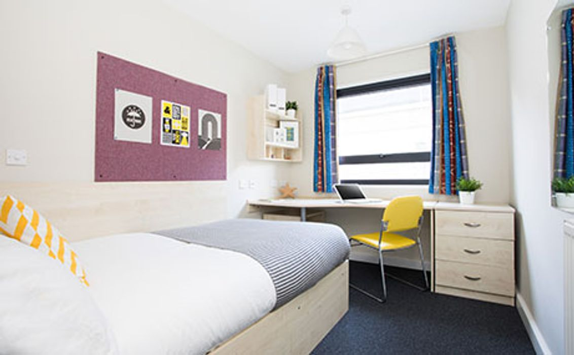 Student accommodation photo for Pacific Court in Mile End & Bethnal Green, London