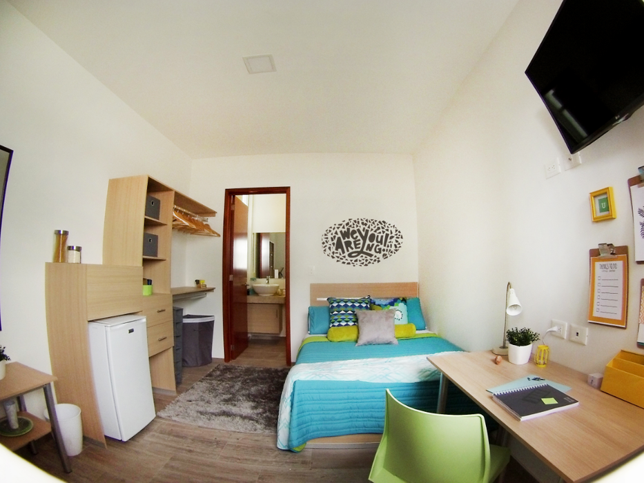 Student accommodation photo for Urbanite in San Andrés Cholula, Puebla