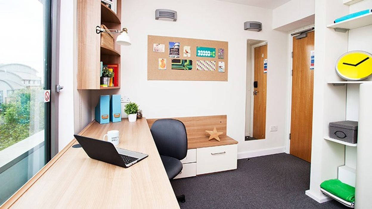 Student accommodation photo for Wellington Lodge in Waterloo, London