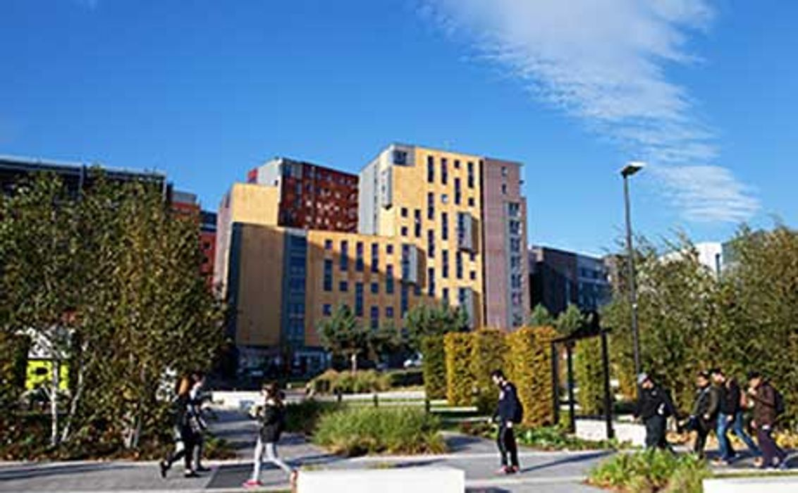 Student accommodation photo for Jennens Court in Aston, Birmingham