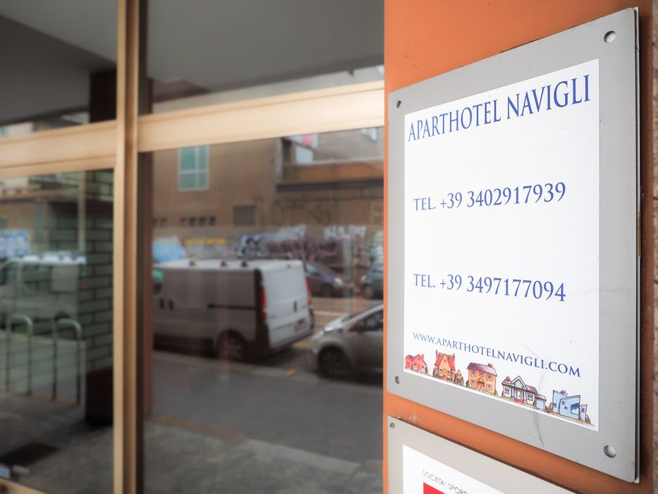 Student accommodation photo for Aparthotel Navigli in Citta Studi & Lambrate, Milan