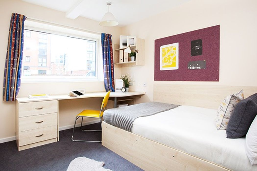 Student accommodation photo for The Plaza in Leeds City Centre, Leeds