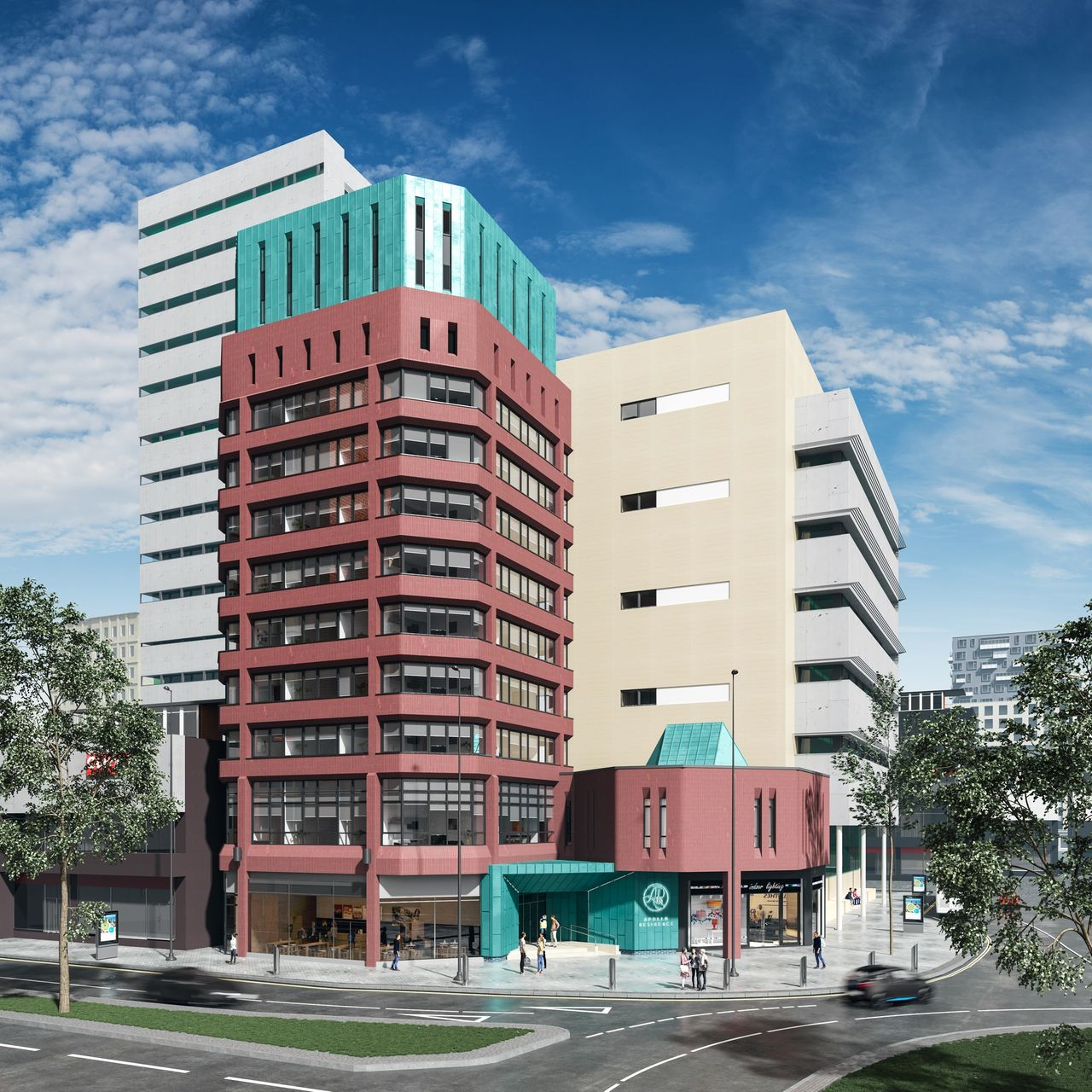 Apollo Residence, Sheffield • Student Housing • Student.com