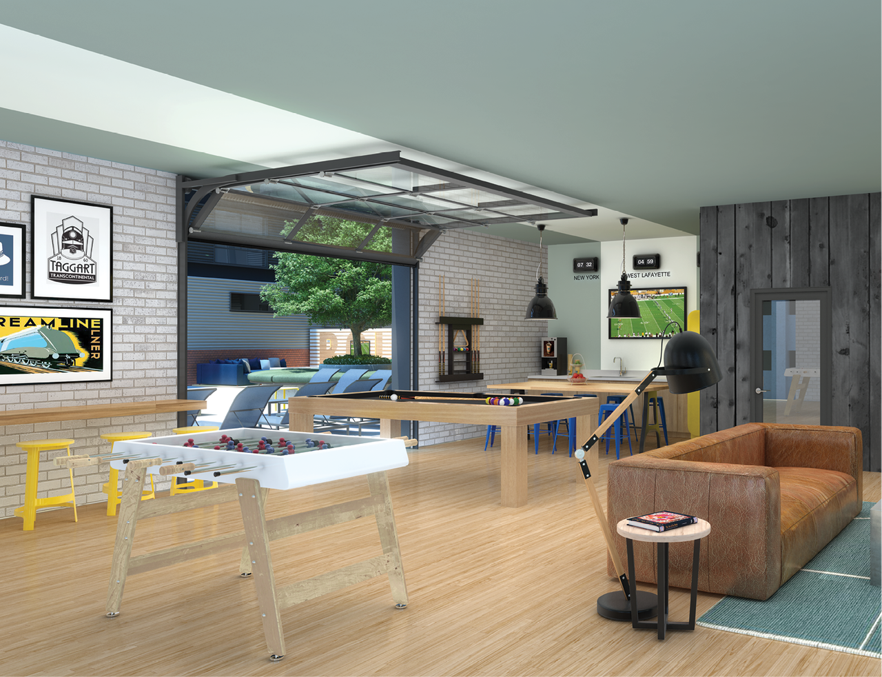 hub west lafayette west lafayette student housing. Black Bedroom Furniture Sets. Home Design Ideas