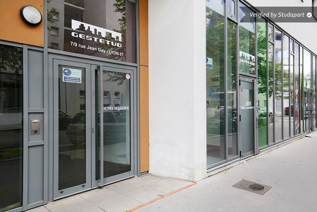R 233 Sidence Le Michel Ange Lyon Student Accommodation