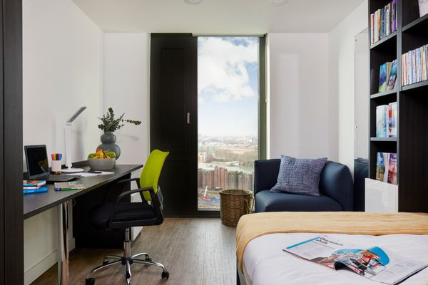 Student accommodation photo for Urbanest Vauxhall in Vauxhall, London