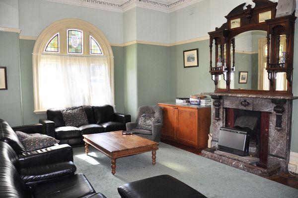 Flo Harris Lodge