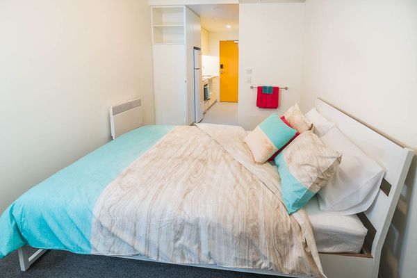 Student accommodation photo for Student Village in Melbourne City Centre, Melbourne