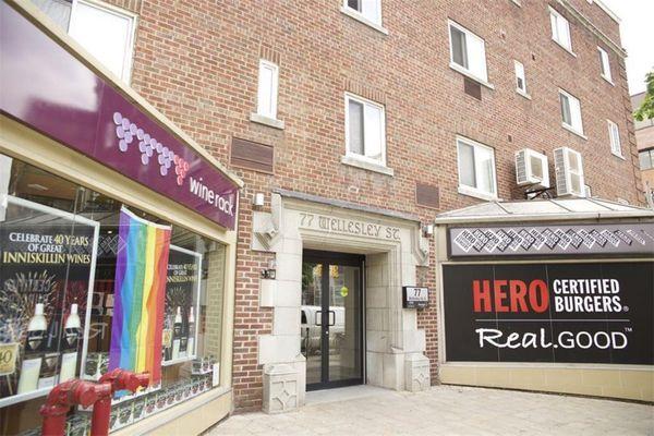 77 Wellesley Street