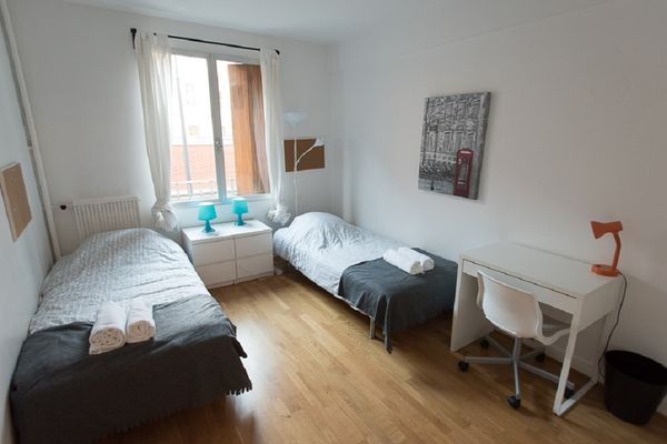 Comforts of Home - 24 rue de Pontoise