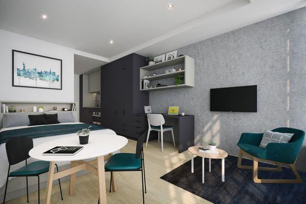 University Square - The Student Housing Company