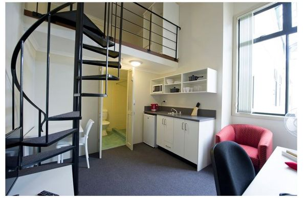 Student accommodation photo for UniLodge On Broadway in Sydney Central, Sydney