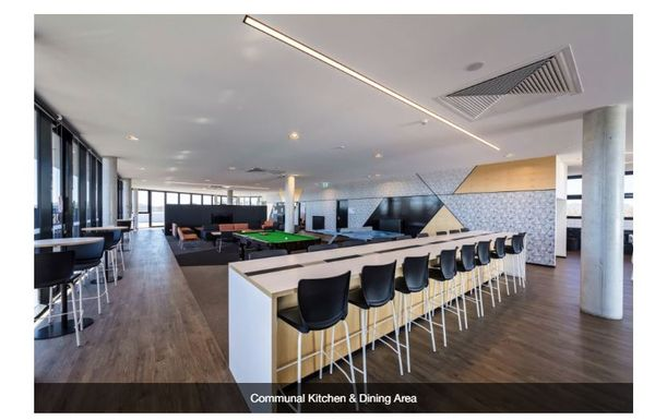 Student accommodation photo for UniLodge @ UC – UC Lodge in Bruce, Canberra