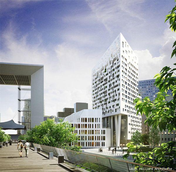 Campuséa Grande Arche la Défense