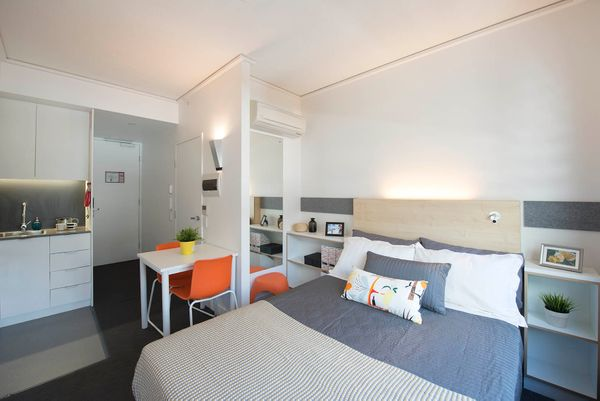 Student accommodation photo for Iglu Brisbane City in Central Brisbane, Brisbane