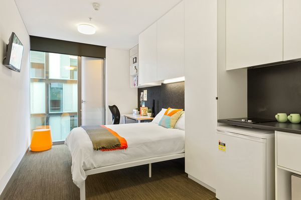 Student accommodation photo for Iglu Central Park in Inner West, Sydney
