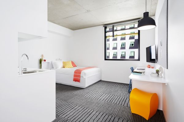 Student accommodation photo for Scape South Bank in Central Brisbane, Brisbane